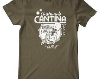 Chalmun's Mos Eisley Cantina Premium T-Shirt