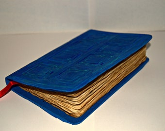 River Song's Journal - Doctor Who - Written and Blank pages.