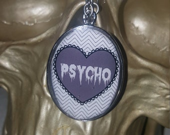 Psycho necklace