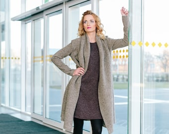 Overcoat by Sarta designs