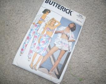 Butterick 3306 Sz (6-8-10)  UNCUT  VINTAGE