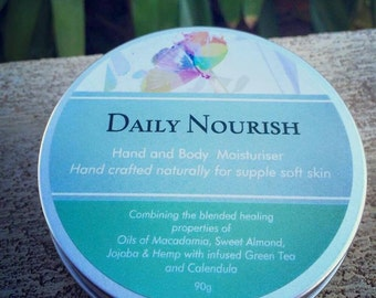 Daily Nourish Hemp Moisturiser