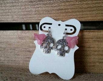Sugar Skull,  Day of the dead earrings