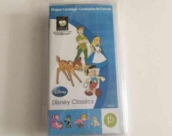 New Disney Classics Cricut Cartridge