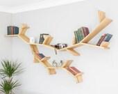 The Willow Tree Branch Shelf