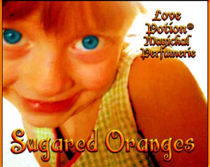 Sugared Oranges SPRAY - Layerable Cologne Spray - 1 fl.oz. - Love Potion Magickal Perfumerie