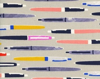 1 Yard Trinket by Melody Miller for Cotton and Steel-0035-001 Pens