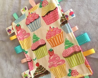 Tags security blanket cupcakes birthday