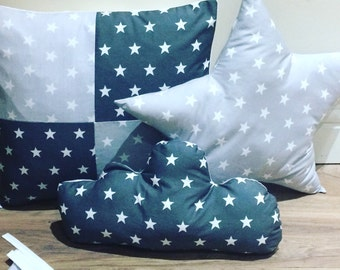 Scatter Cushions Bed/Bedroom/Teepee/Tent/Playhouse