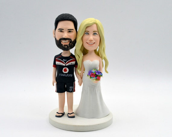 personalized cartoon wedding cake toppers custom wedding cake topper and by 18261