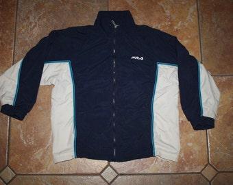 90s Fila Windbreaker Jacket