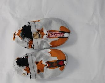 fox booties