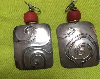 Tabra vintage earrings