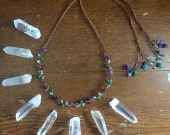 Divine Goddess Headpiece or necklace