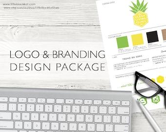 Custom Logo & Branding Design Package