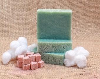 Cotton Candy Artisan, all natural, handmade soap