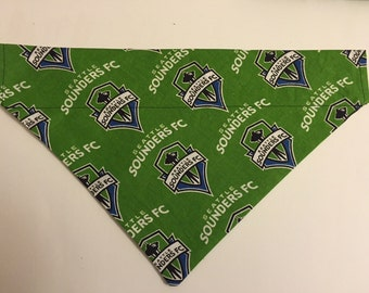 Dog bandana, Seattle Sounders