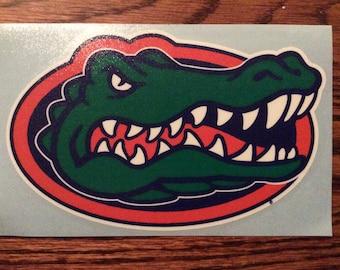 "Florida Gators 3"" Die-Cut Vinyl Decal, Set of 2, Yeti"