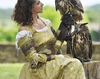 Dress renaissance 16th century around 1520 T.38
