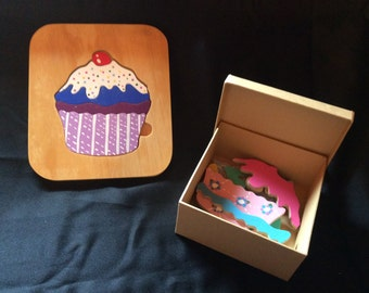 The Colourful Cupcake Puzzle