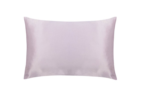 Free shipping 100% Pure Mulberry Silk Pillowcase 19mm with