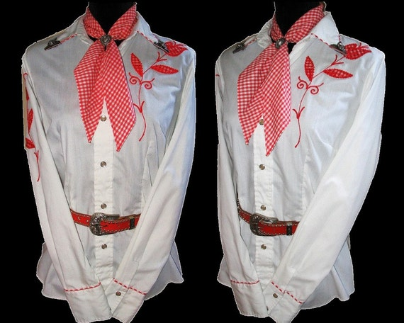 Dating california ranchwear shirts