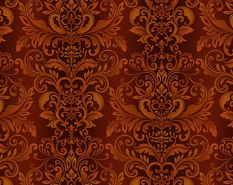 Greenl Fabric,  from the Welcome Harvest collection_8519-83