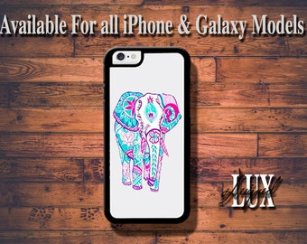 iPhone 6 Elephant Case/ iPhone 6 Plus Case/ iPhone 5/5S Case/  iPhone 4/4s Case