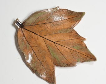Maple Leaf - Spoon Rest