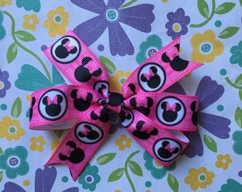 Minnie Ribbon Bow