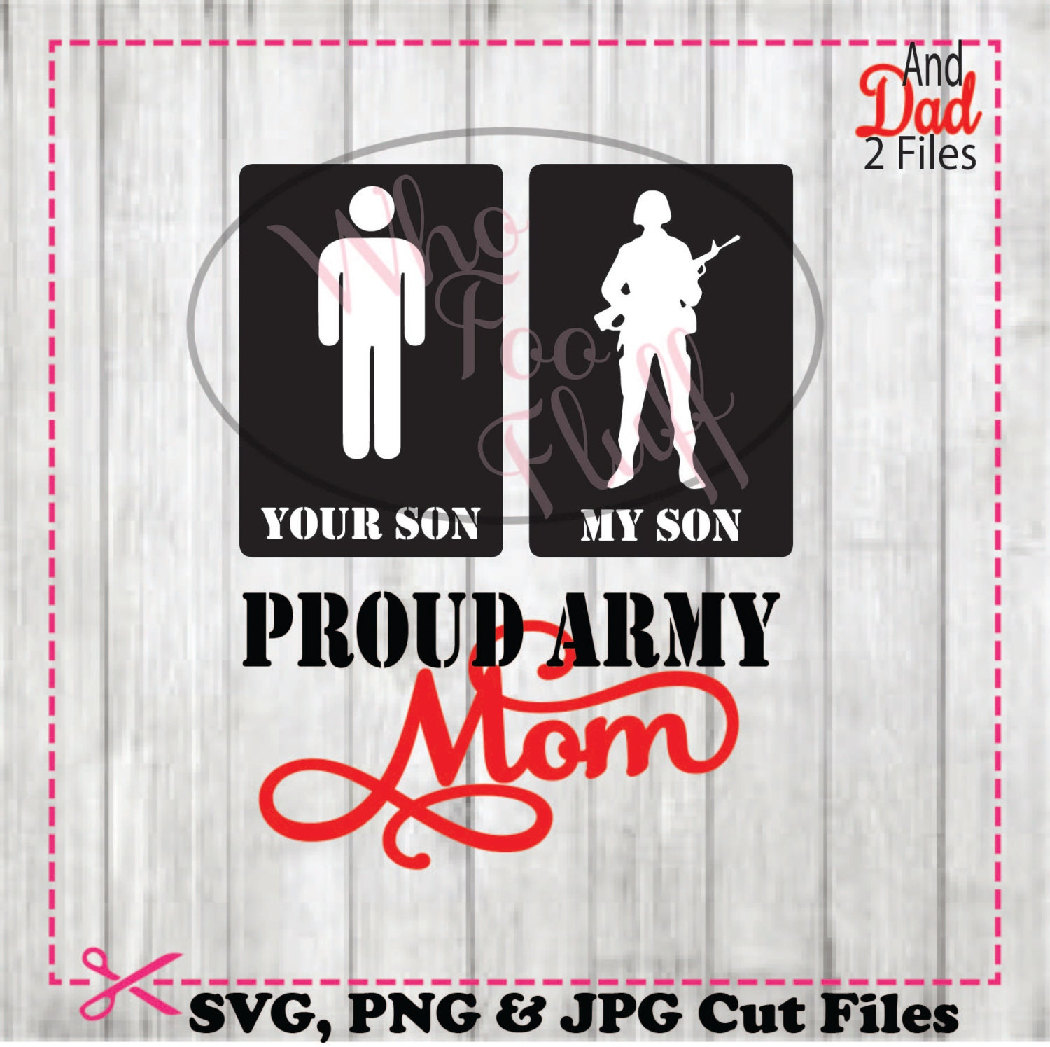4a6a0906 ... My Army: Your Son My Soldier Son Proud Army Mom Dad Aunt Three