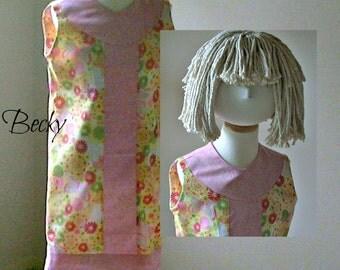 Girls Dress Pattern, Dress Pattern Girls, Dress Pattern PDF, Sewing Pattern PDF, Childrens Pattern, PDF Sewing Pattern, Linda Voth