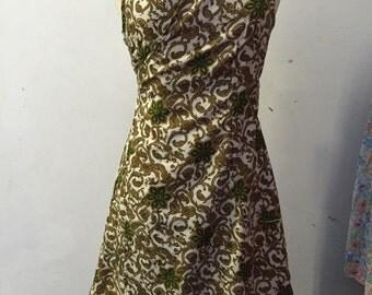Stunning reversible wrap around dress size 10 to 12