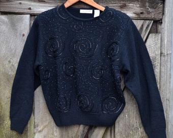 Liz Claiborne Lambswool Sweater