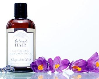 Hair Oil, All-Natural Hair Oil, Organic Body Care