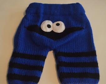 Knit Monster Shorts