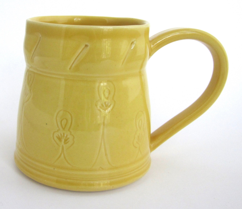 unique coffee mug unique coffee cup handmade ceramic mug. Black Bedroom Furniture Sets. Home Design Ideas