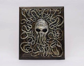 Personalized Lovecraftian 3D Painting - Cthulhu
