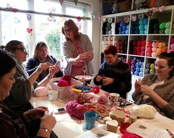 GIFT VOUCHER - Learn to Crochet classes, courses, workshops