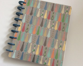 Funky Tie // Planner Cover for use in The Happy Planner