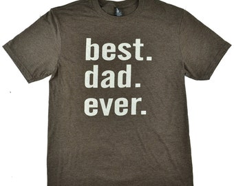 Best Dad Ever Brown T-Shirt was 16.62 NOW 9.97