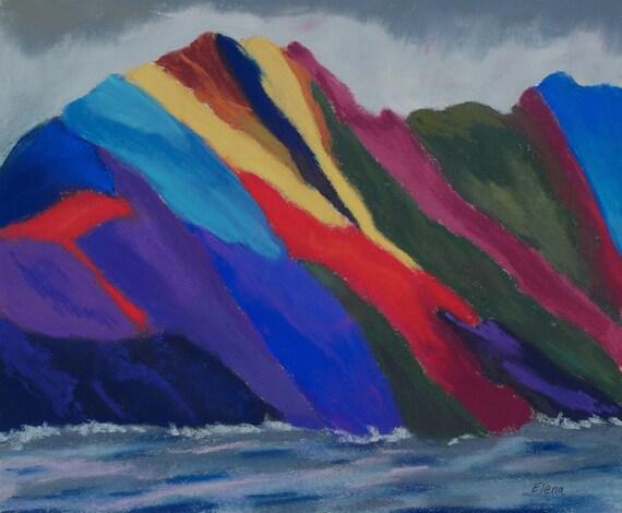 Glaciers of Color