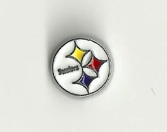 Pittsburg Steelers Floating Charm