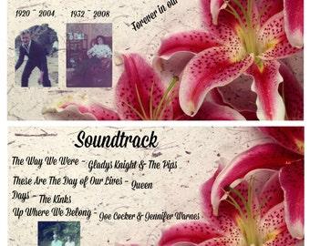 Personalized Video Slideshow Photo Montage