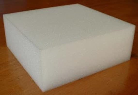 Foam Block For Needle Felting From Barbaraartstudio On