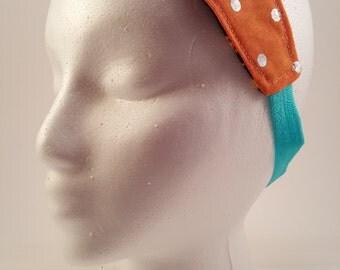Reversible Fabric Headband