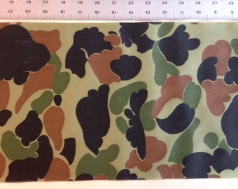 Camouflage Nylon Camo lot
