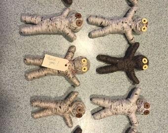 Poppets, Voodoo Dolls, Yarn Dolls