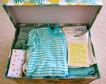 Teal Dream Babybox