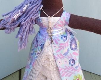 Priscilla - Victorian Rag Doll!